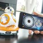 Star Wars: BB-8 Smartphone controllato in vendita
