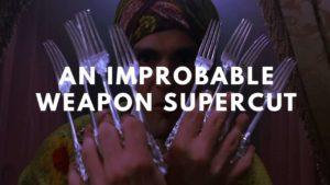 Supercut der ungewöhnlichen Waffen