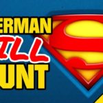 Superman Movie drapstall