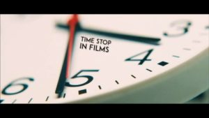 Time Stop in Films