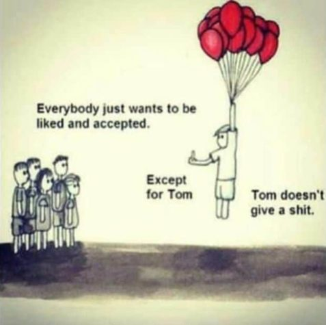 We should all be a bit more like Tom
