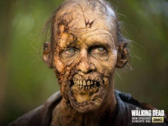 The Walking Dead, Treyler, TV, Video, Zombi