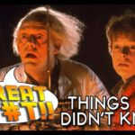 "What is certainly not over ""Back to the Future"" knew"