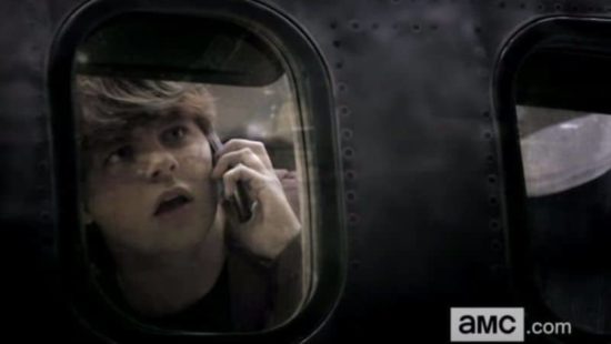 Fear the Walking Dead: Flight 462 - Episode 1