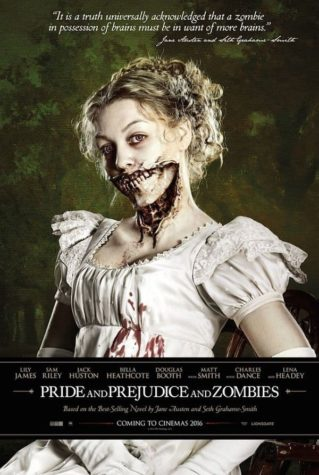 Pride and Prejudice en Zombies - Aanhangwagen
