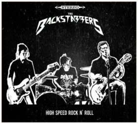 Album Review: De Backstabbers - High Speed ​​Rock'n'Roll