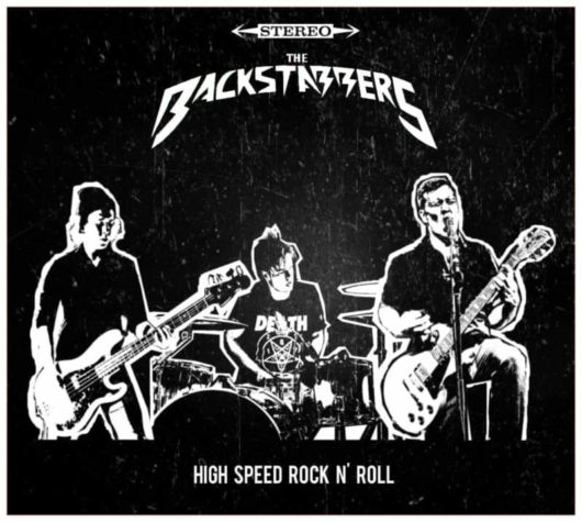De Backstabbers - Höghastighets Rock'n'Roll