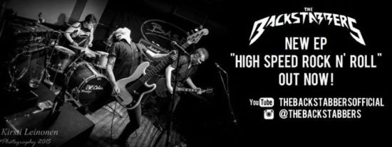 Backstabbers - High Speed ​​Rock'n'Roll
