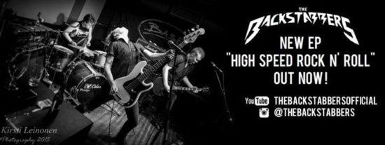 The Backstabbers - High Speed Rock'n'Roll