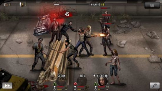 "Android-Spiel: So gut ist ""Walking Dead: Road to Survival"""