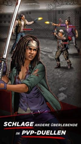 "Juego para Android: So gut ist ""Walking Dead: Camino a la Supervivencia"""