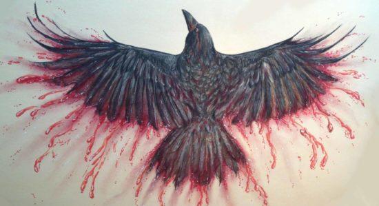 Sangrenta Corvo