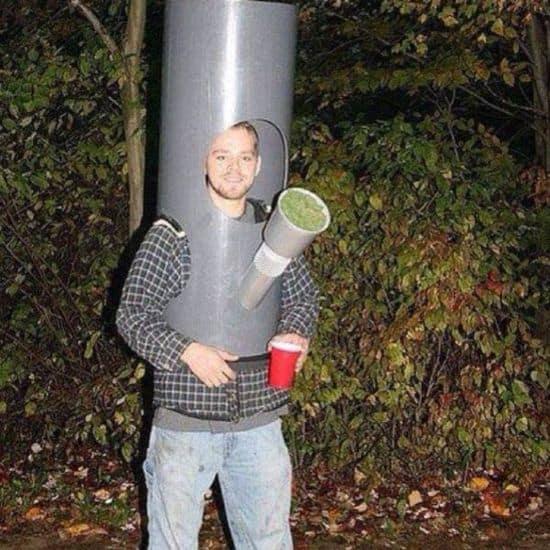 Bong Costume