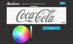 Brandseen: Gemengde logo kleuren correct