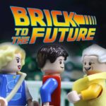 Brick to the Future: Back to the Future in Lego