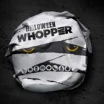 PÃ¥ Burger King der franc Fries & Halloween Whopper