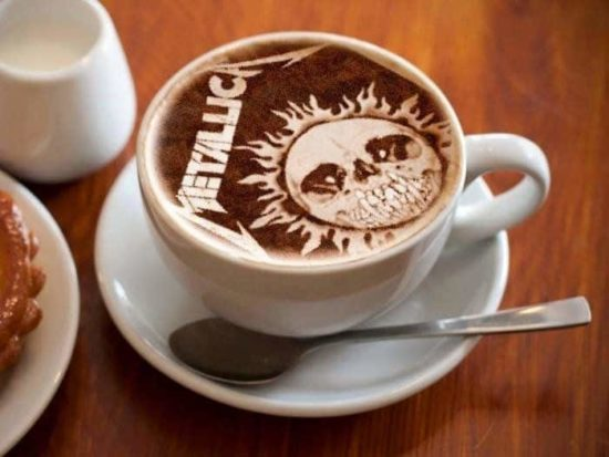 Metallica Coffee