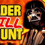 Darth Vader drapstall