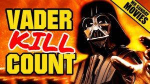 Darth Vader Kill Count