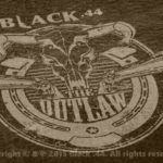 DBD: The Outlaw – svart .44