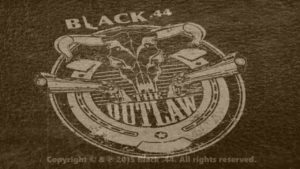 DBD: The Outlaw - Black .44