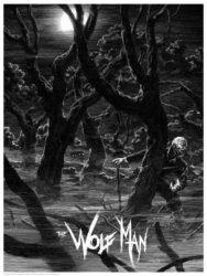 Universals Horrorfilme als Poster-Serie von Nicolas Delorts