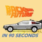 "the ""Back to the Future""-Trilogie in 90 Seconds"