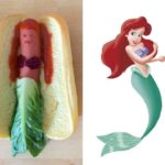 Hot Dog Royale: Princesas da Disney mal anders