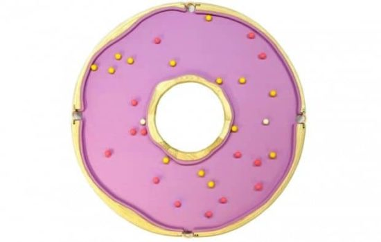 Donut Pooltisch