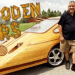 A car made of wood