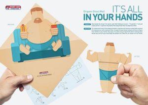 Fitness-Studio Origami: Aus Couch-Potato wird Athlet