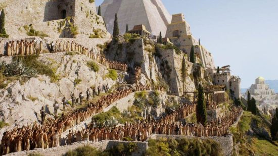 Festung von Kliss: City of Meereen