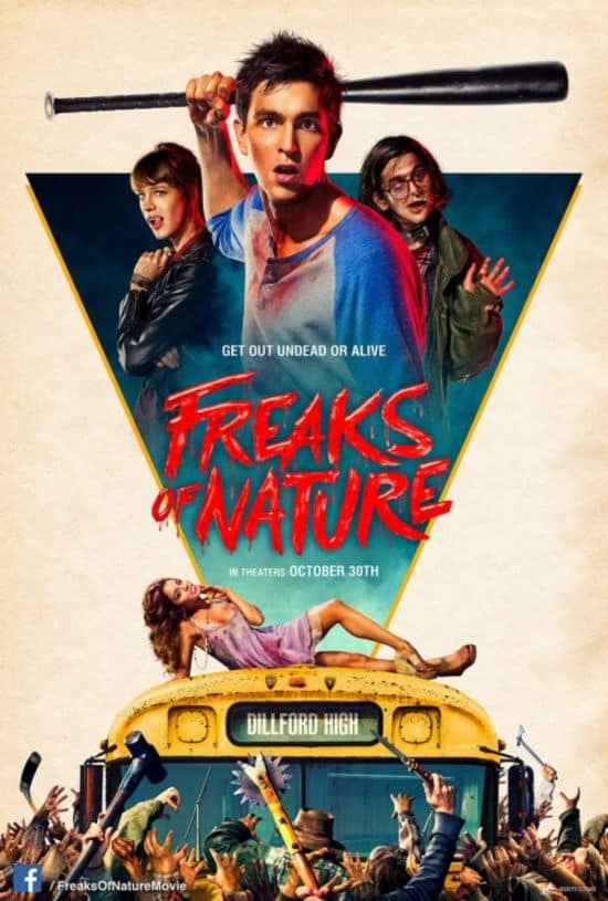 Freaks of Nature - Poster