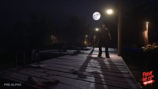 Friday the 13th: Peli
