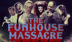 The Funhouse Massacre (2015) - Trailer und Poster
