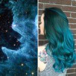 Galaktyka we włosach