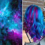 La galassia tra i capelli