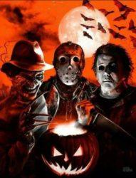 Happy, happy Halloween!