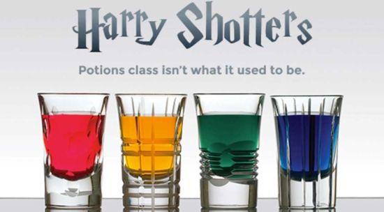 Harry shotters