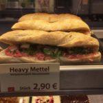Pesado Mettel Breakfast