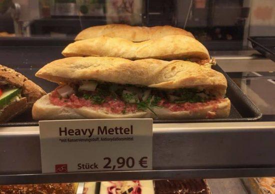 Heavy ideal breakfast