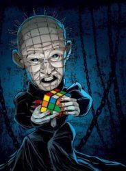 Hellraiser Rubik's Cub