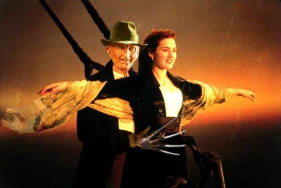 Freddie Krueger in Titanic