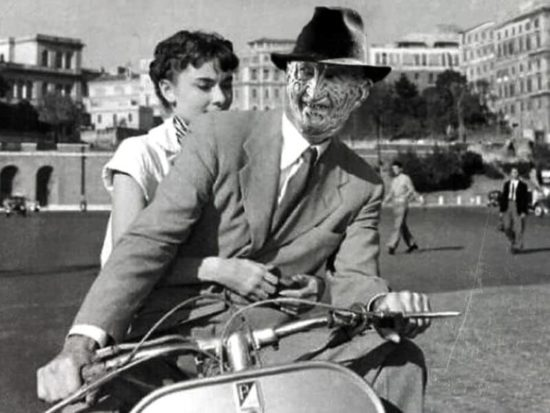 Freddie Krueger in Roman Holiday