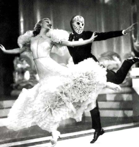 Jason Vorhees wie Fred Astaire