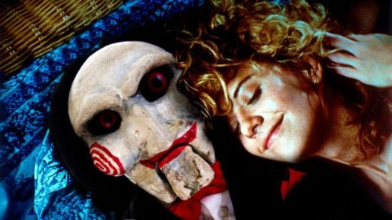 Saw - Billy the Puppet in Harry und Sally