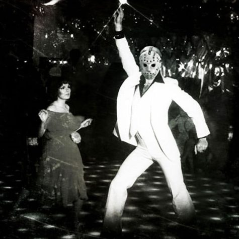 Jason Vorhees in Saturday Night Fever