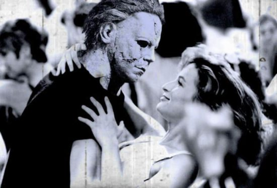 Michael Myers in Dirty Dancing