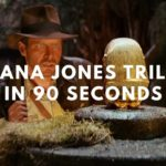 Indiana Jones Trilogie w 90 Drugi