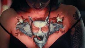 Ink Mapping: Wenn Projektion auf Tattoo trifft